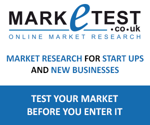 Marketest - Market Research for Start Ups and New Businesses