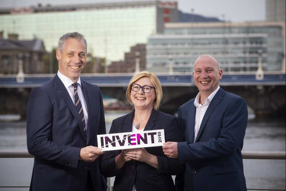 Innovative Electrical Clip hangs on to win INVENT Awards 2018