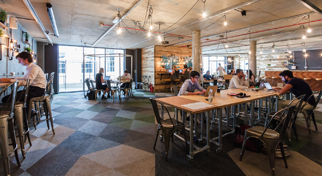 Win 3 months co-working desk space with The Den