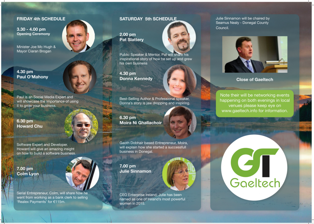 Irish Enterprise Event Gaeltech adds Rural Appeal