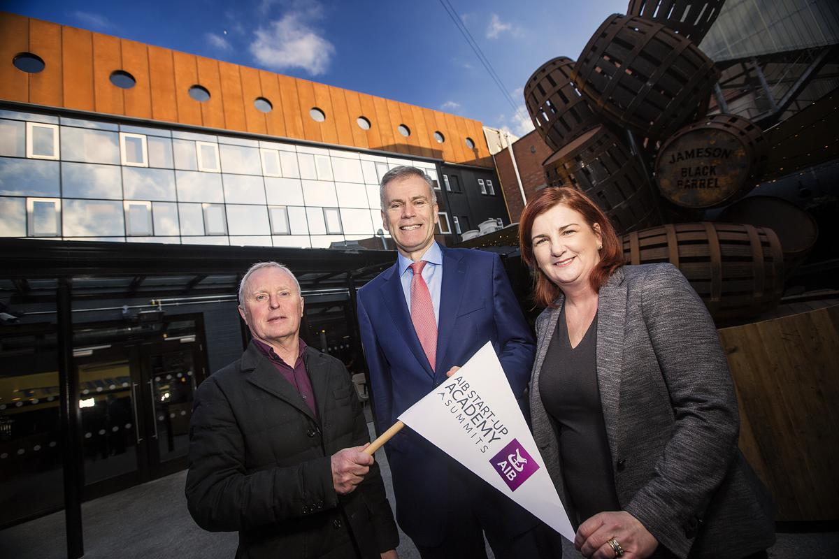 AIB Start-up Academy Summit Belfast