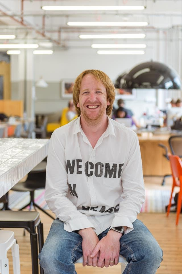 We Chat to Andy McCartney from VC Lab Whitespace