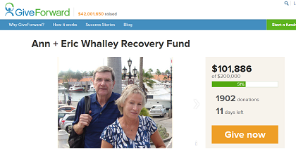 Ann + Eric Whalley Recovery Fund