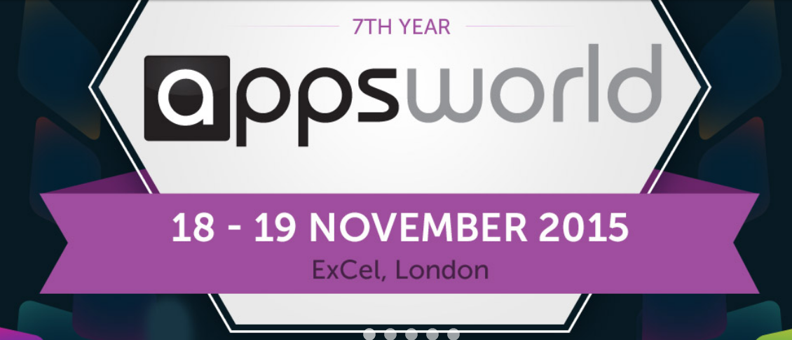 Apps World 2015 London