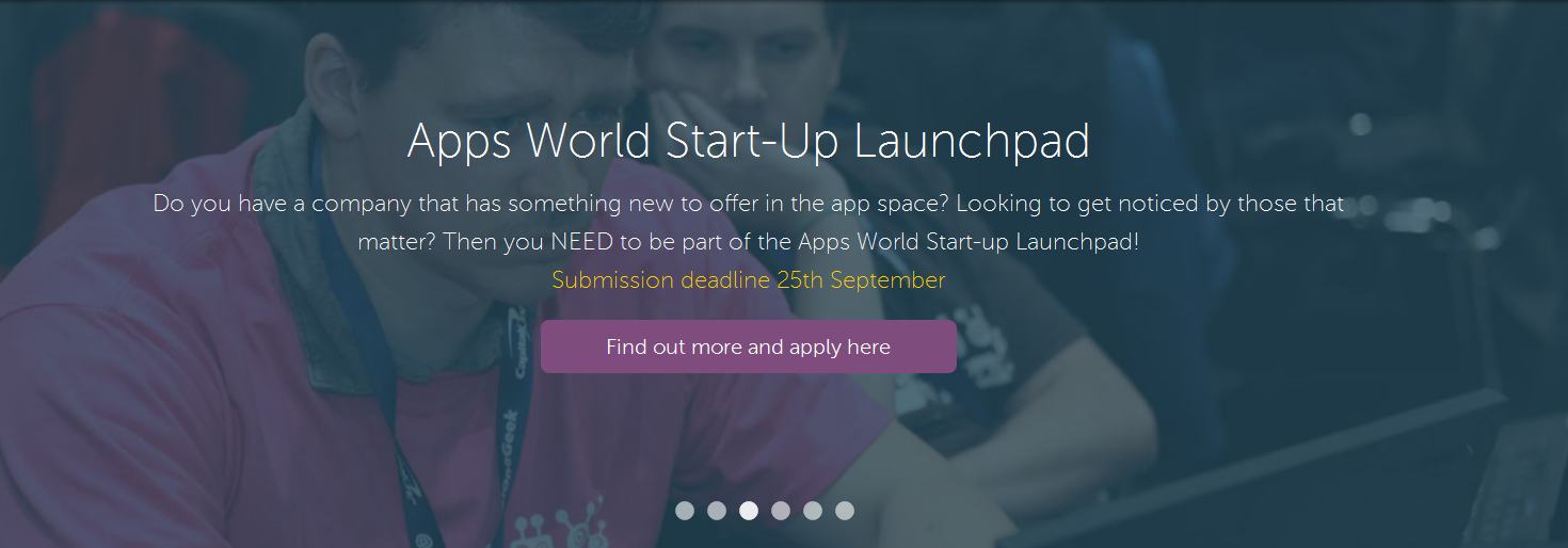 Startup Launchpad Pitch Competition