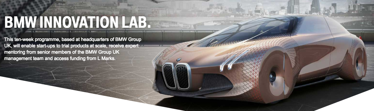 BMW Innovation Lab