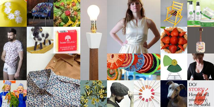 Sustainable marketplace for UK design, ethical fashion, eco-furniture, green gifts, organic & fair trade food
