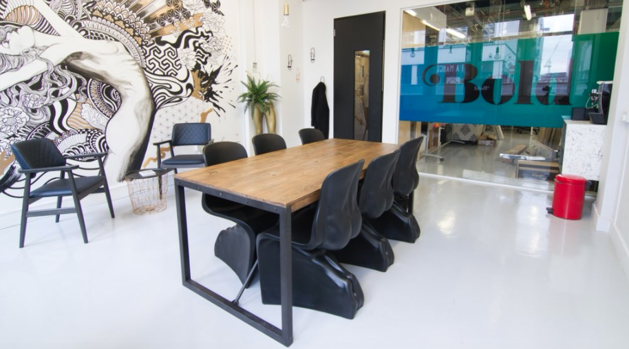 Bold - meeting room space on demand