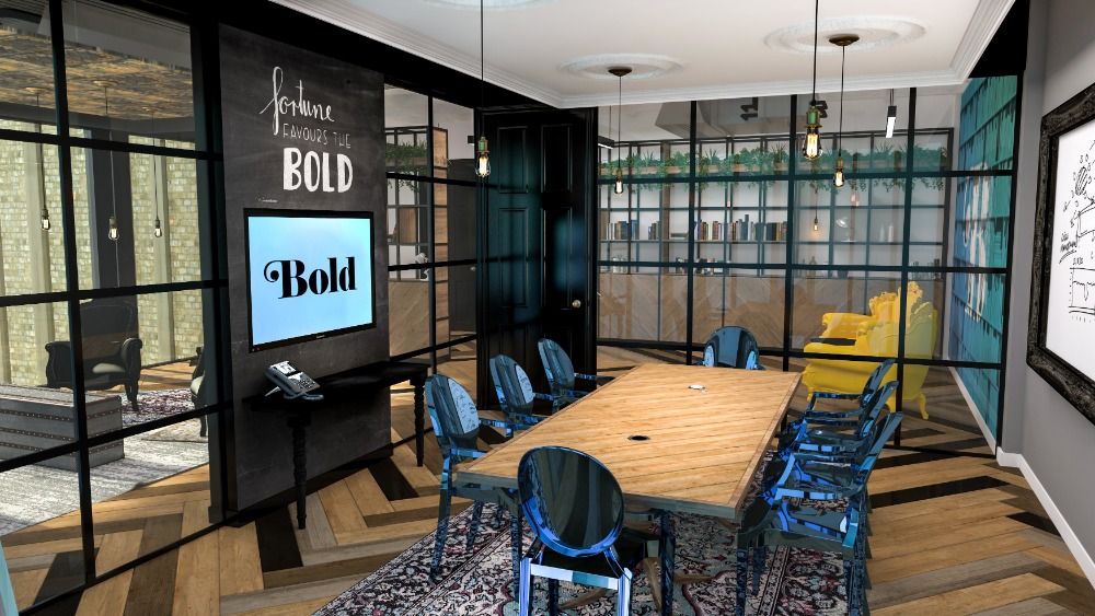 Newable acquires boutique flexible office start-up Bold