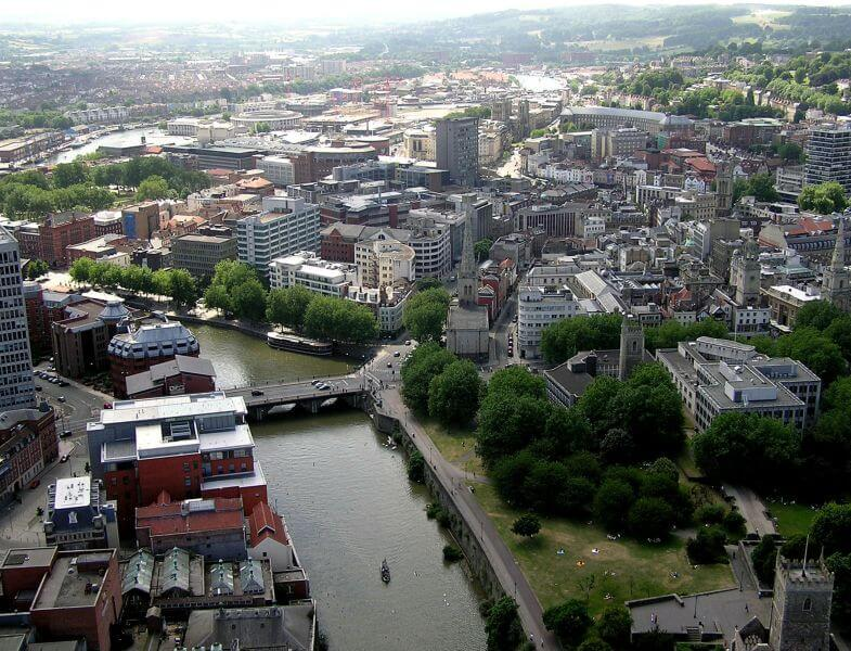 The startup culture of Bristol