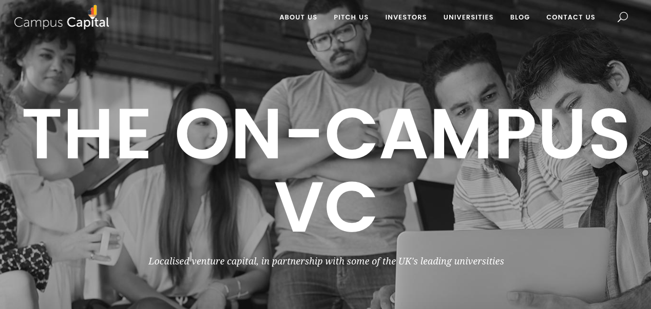Campus Capital expands their unique Venture Capital model