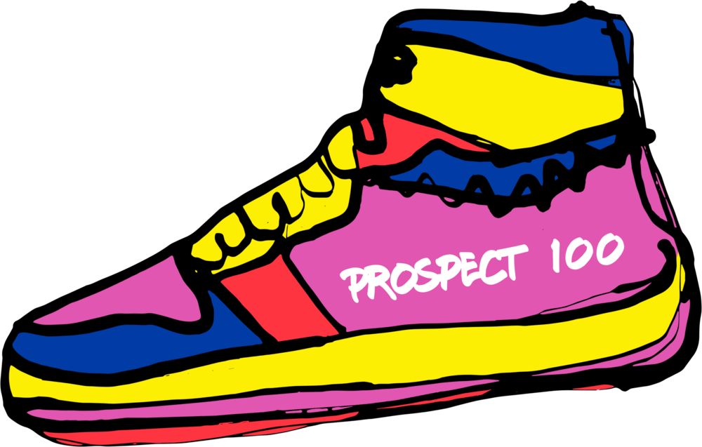 Derry student wins Prospect 100's global sneaker design competition
