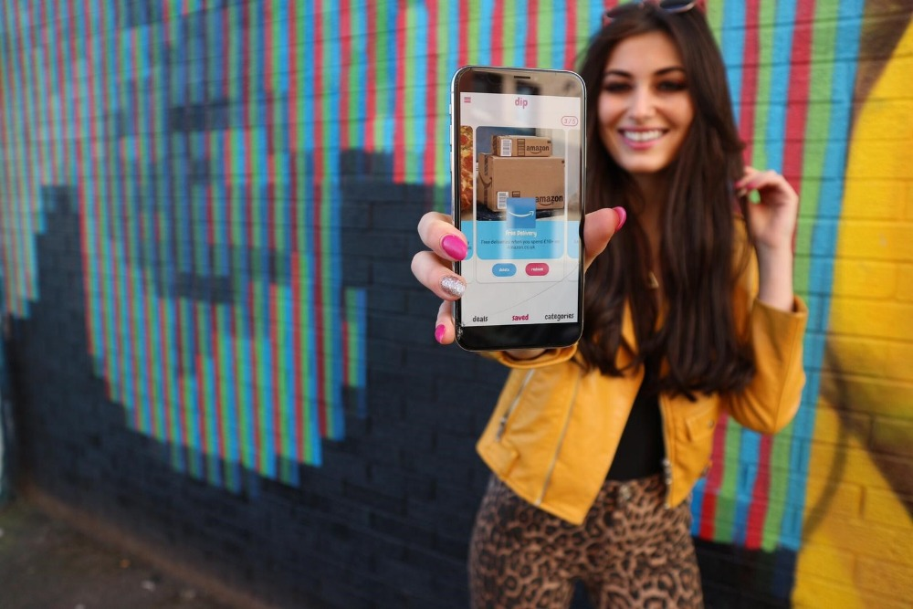 Shopping companion app dip to make the high-street great again