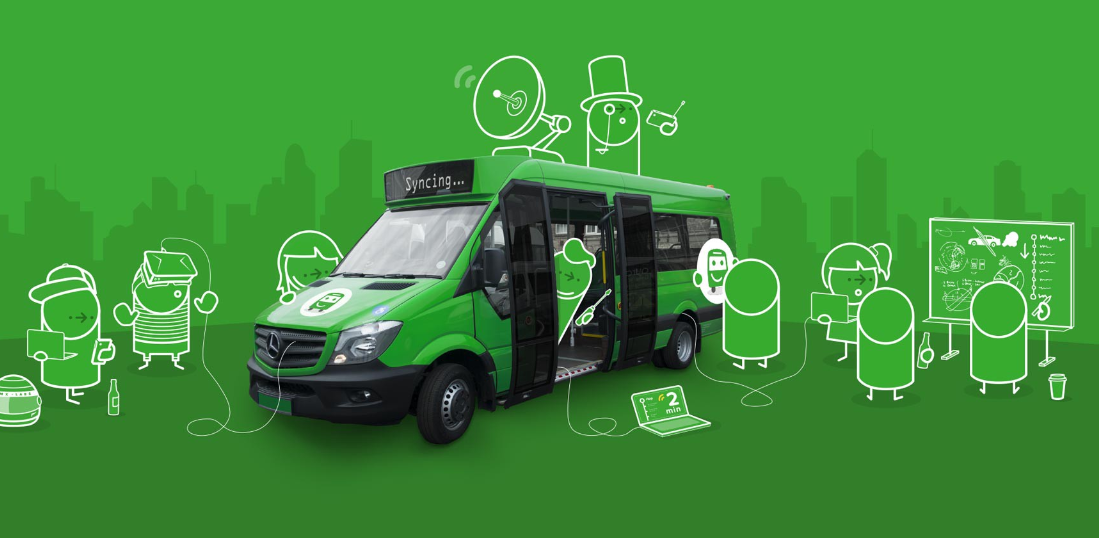 Citymapper smart bus