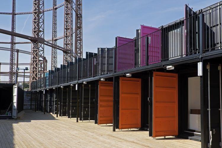 Containerville is Open for Business