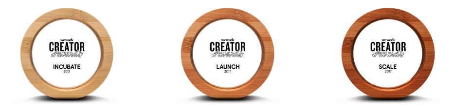 wework creator awards application deadline approaches startacus