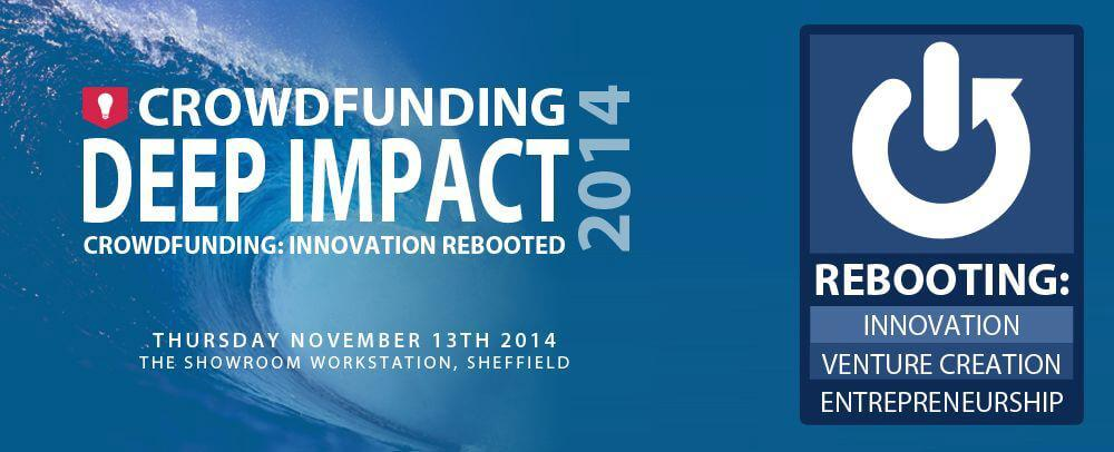 Crowdfunding Deep Impact Conference