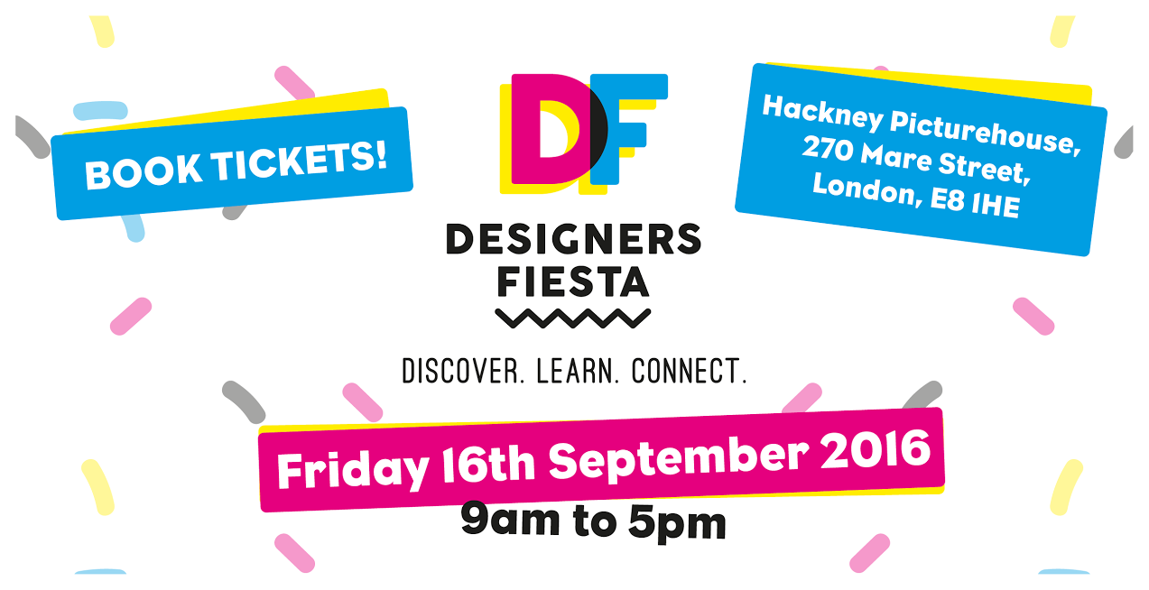 Designers Fiesta- London 16th September