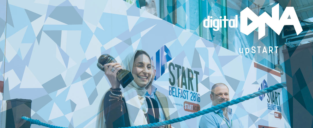 Digital DNA upSTART 2017 increases startup pitching prize & extends deadline