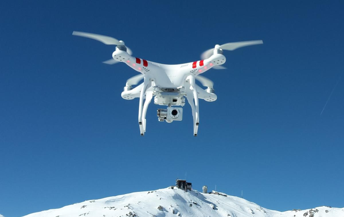 What are the risks of drone technology