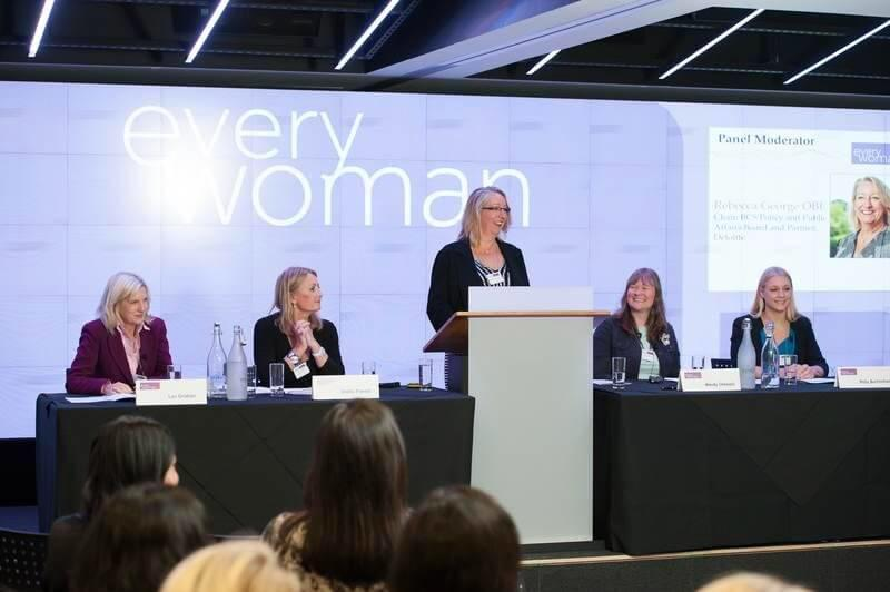 everywoman Academy: Advancing women in technology