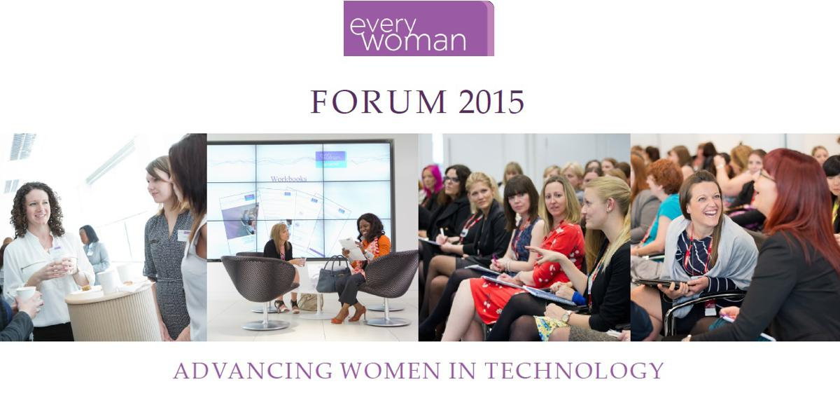 Everywoman Forum 2015