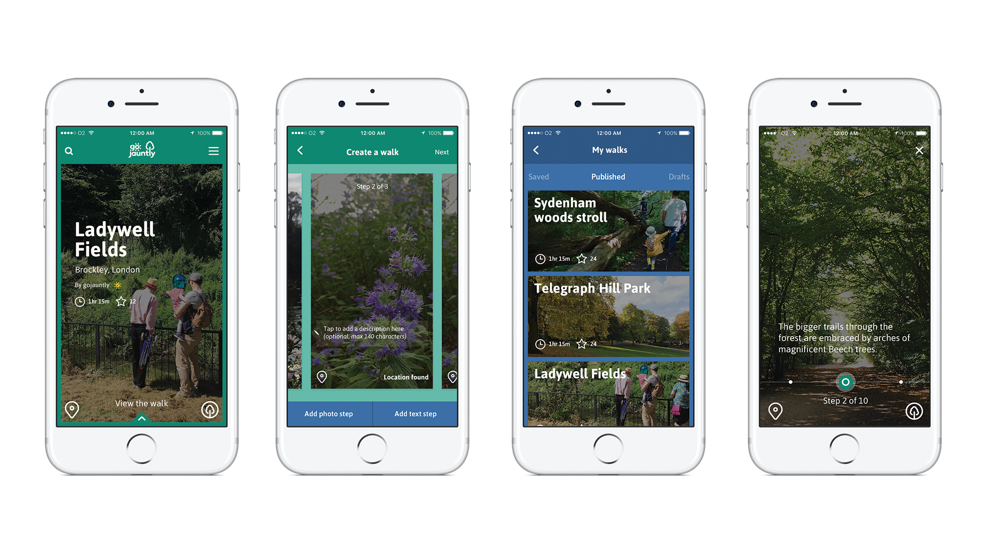 Go Jauntly App set to make outdoor adventure a walk in the park
