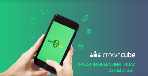 Cashback app GreenJinn raises £600k via Crowdcube to 'Get Britain Saving Again'