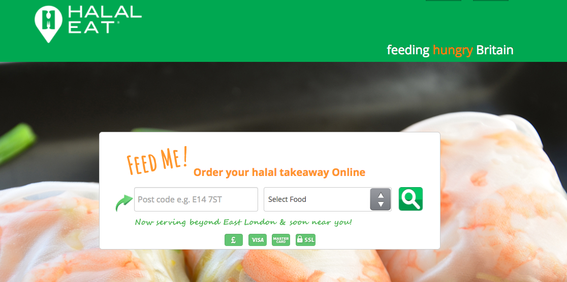 HalalEat, the UK's First Halal Food Delivery Provider Launches