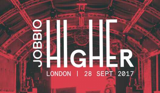 Jobbio HIGHER set to take the traditional careers event UP a level