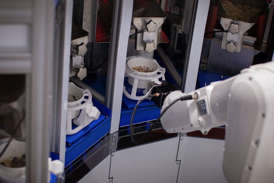 Karakuri - robot revolution in the kitchen