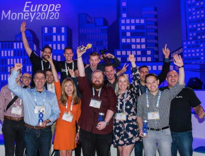 KOMPAS bags €50k as overall winner of Visa's Everywhere Initiative at Money 20/20
