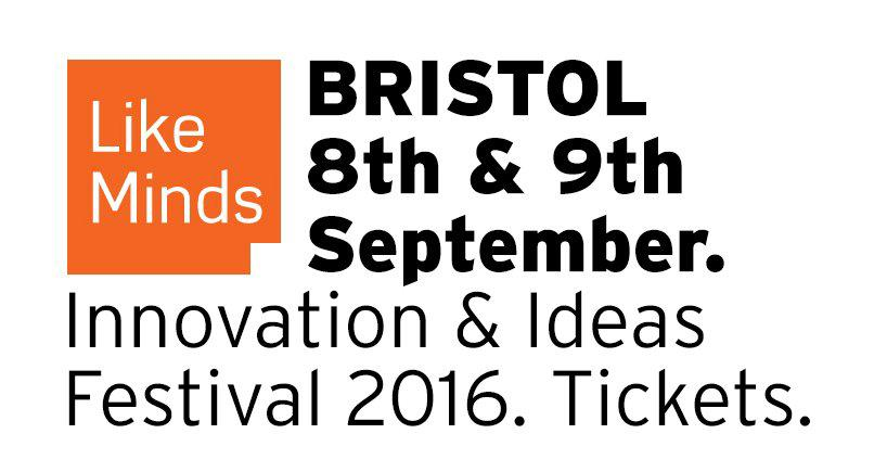Win a ticket to the Like Minds Innovation and Ideas Festival