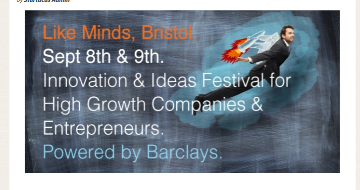 Innovation & Ideas Festival, Bristol