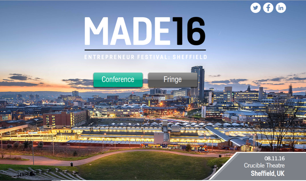 MADE Entrepreneur Festival Returns for 2016