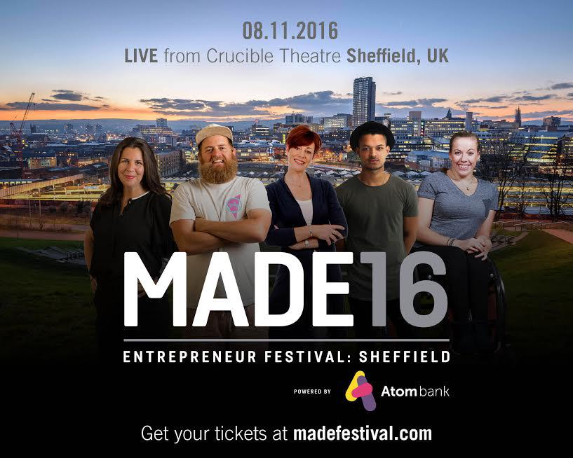Win a ticket to MADE 2016