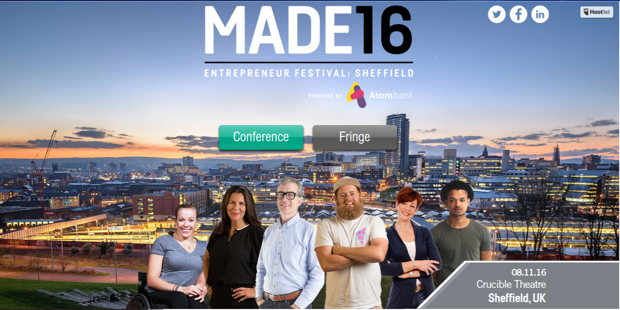 Win A Ticket to MADE 2016!
