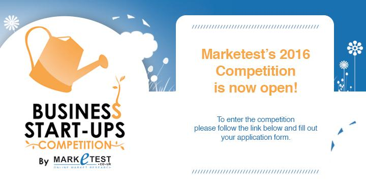 Startup Market Research Competition