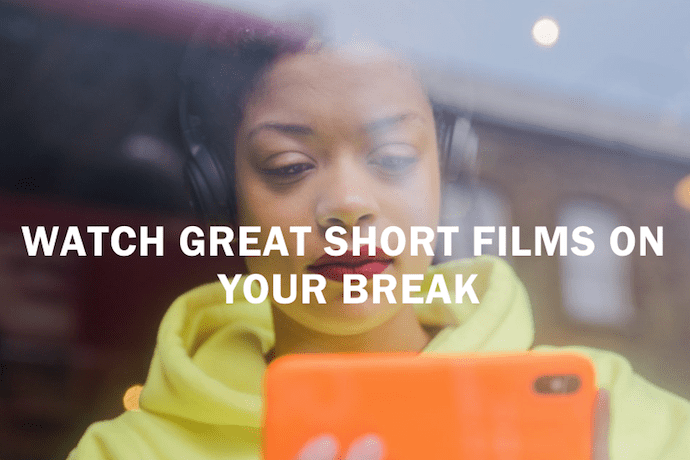 Minute is the app that allows you to instantly watch short films