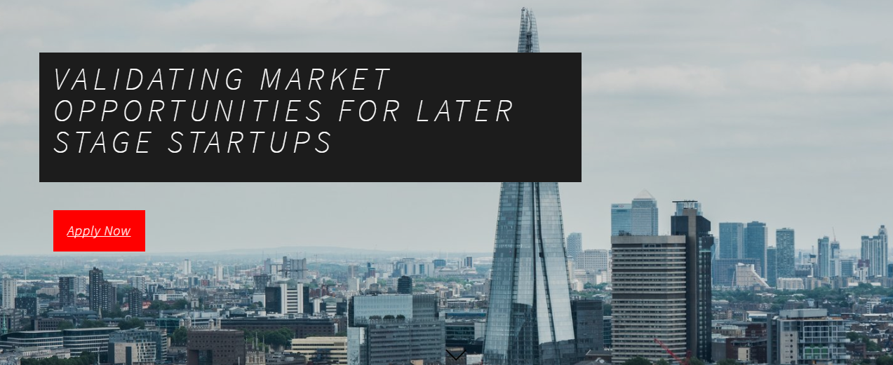 B2B & B2B2C Startups selected to join the Momentum London programme