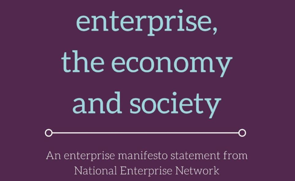 Enterprise Manifesto Statement published by National Enterprise Network