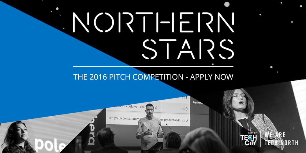 Pitching Opportunity for North of England Tech Startups
