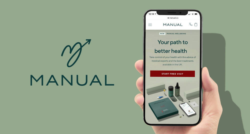 Manual, the innovative Men's Health platform Raises $30M Series A