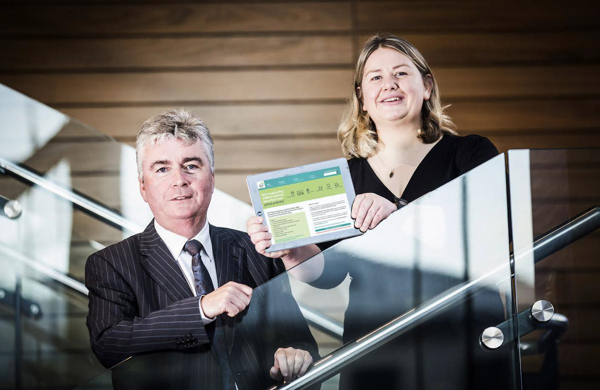 Weight loss innovation is NI's Top Startup