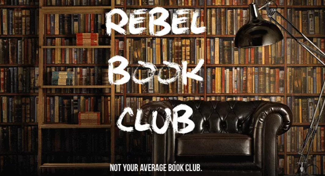 We're liking the sound of Rebel Book Club