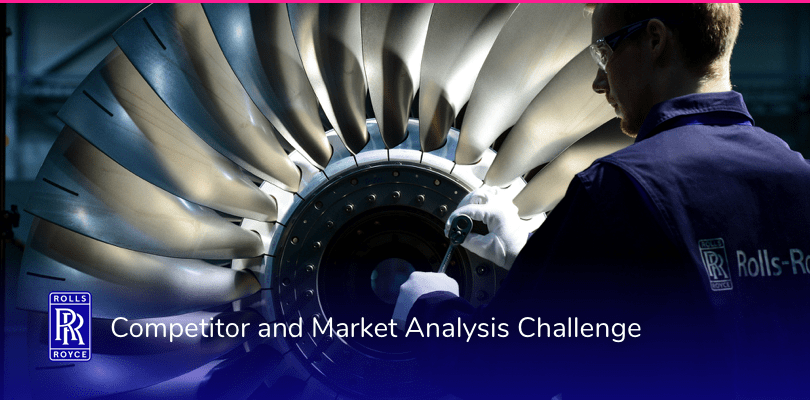 Rolls Royce Competitor and Market Analysis Challenge
