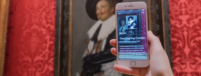 SMARTIFY aims to be your personal digital arts curator