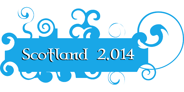 Scottish Branding for 2.014