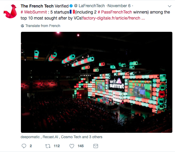 The French Tech Twitter