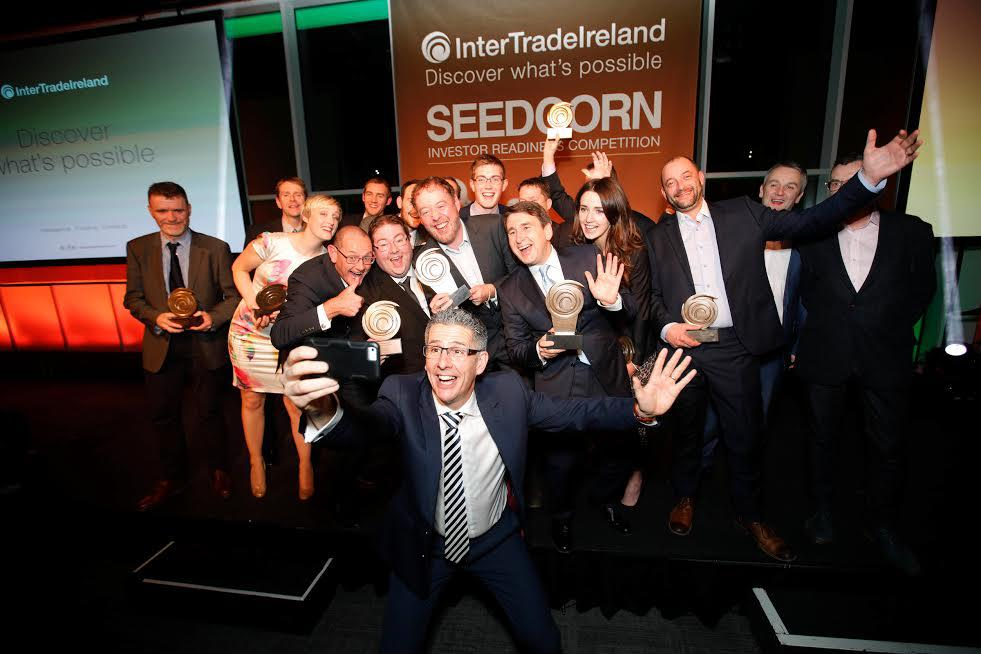 Winners of Seedcorn Competition 2016